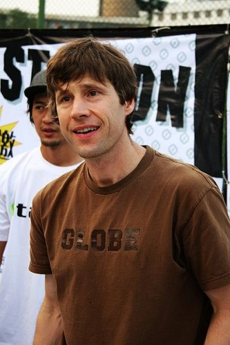 Rodney Mullen - The Old School Skateboarder